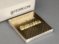 Fedrigoni Calendar Foiling Detail