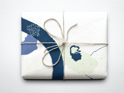 Sustainable Wrapping Paper