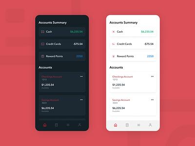 30 Min Wells Fargo Redesign banking banking dashboard banking app