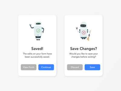 Daily UI Day 11 - Flash Message
