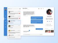 DUI 13 - Direct Messaging