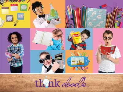 Thinkdoodle Creative Stationery
