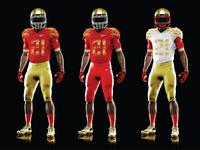 NFL Niners Uniform Redesign