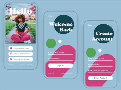 Sign Up Page onboarding ui web ui branding ux design ui design adobe photoshop adobe xd 100 day challenge daily ui daily ui 001 form typography app onboarding