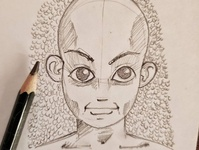 Free hand drawing 2