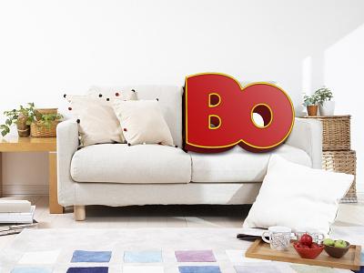 3-D Typeface type design three dimensional typography 3d typeface typography 3d