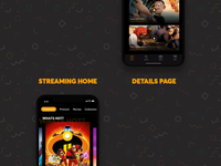 Its a video streaming app 🎬
