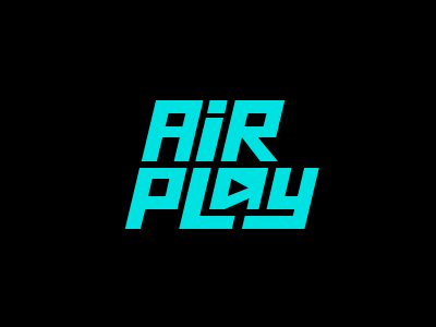 Airplay logo redeux