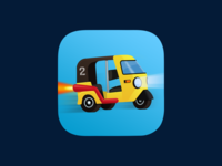 Keke on the Run 2 app icon