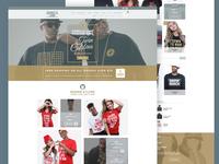 Gorilla Line - apparel company