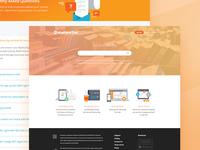 Mapyourtag web design