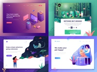 #Top4Shots on @Dribbble from 2018