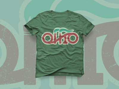 Ohio t-shirt design