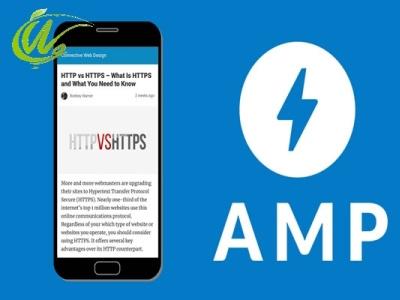 AMP دیجیتال مارکتینگ بازاریابی آنلاین بازاریابی amp