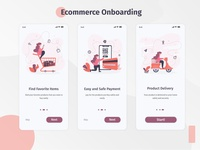 Ecommerce Onboarding Apps
