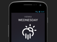 Fogger - First Weather App