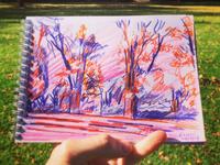 Fitzroy Gardens - Melbourne