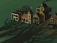 Book Cover Commission - Detail