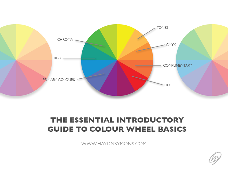 The Essential Introductory Guide To Colour Wheel Basics By Haydn