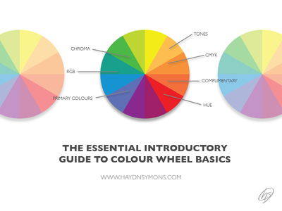 The Essential Introductory Guide To Colour Wheel Basics