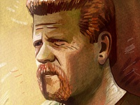 Abraham Ford Portrait