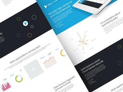 Elastica - Platform haraldur platform it tech technology data service policy applications controls spider graph