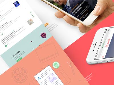 UENO. We're Hiring! google medium airbnb reuters dropbox ueno agency scroll job hiring