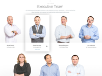 Protectwise : Executive Team