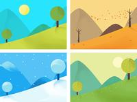 Google : Seasons