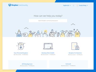 Dropbox Community : Overview api business client help forum community dropbox