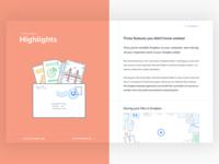 Ueno Rebrand : Dropbox