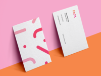 Mux : Business Cards