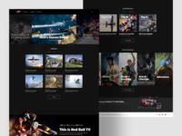 RedBull TV : Home