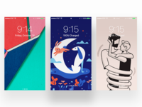 Ueno : Phone Wallpapers #2