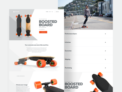 Boosted Boards : The Board