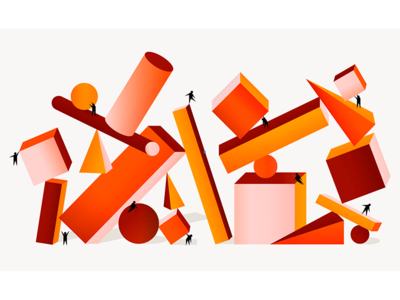 Ueno Rebranding : Structure