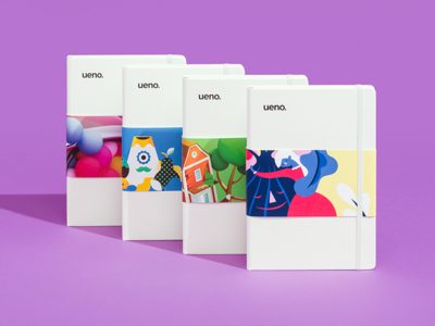 Ueno Notebooks.