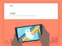 Google Illustrations – Case Study