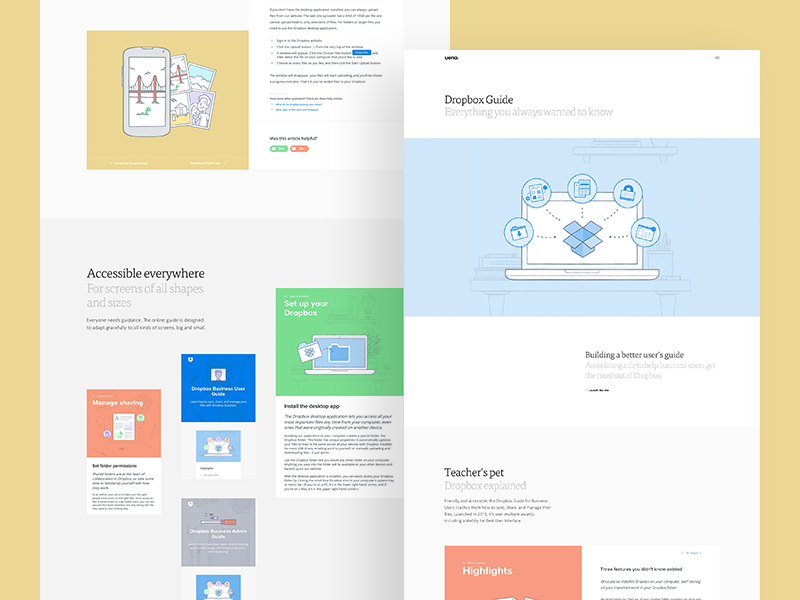 Case Study - Dropbox Guide