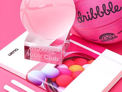 You like me. You really like me! even more pink notebook pink basketball ueno dribbble 100k