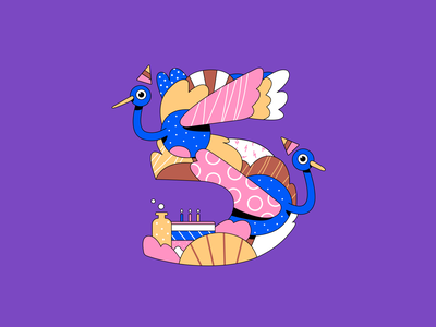 #Ueno5 : Fancy Birds