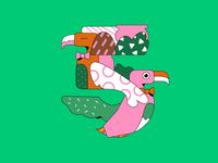 #Ueno5 : Animals