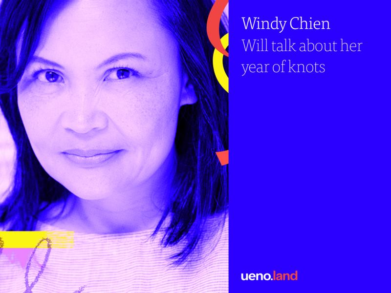 Windy Chien at Uenoland