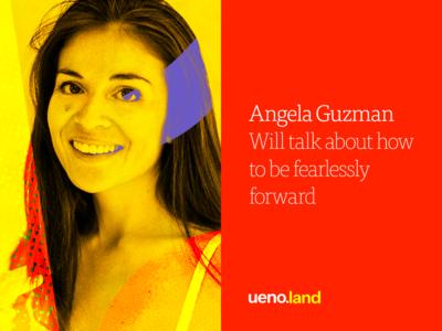 Angela Guzman at Uenoland