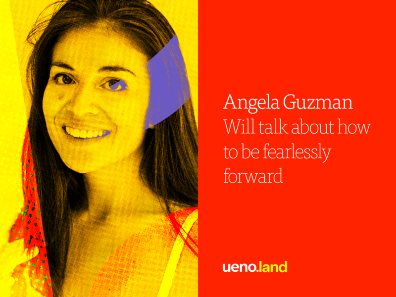Angela Guzman at Uenoland
