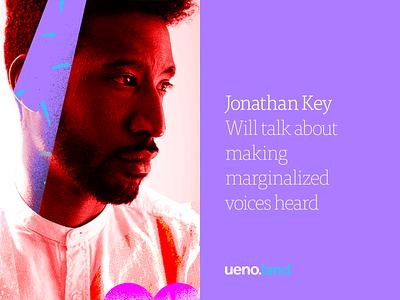 Jonathan Key at Uenoland