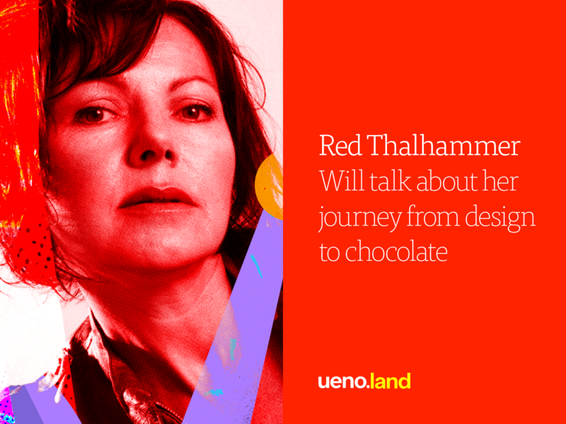 Red Thalhammer is coming to Uenoland