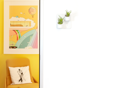 Ueno SF : Yellow Room