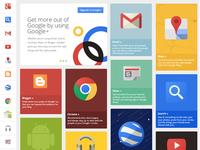 Google+ Grid