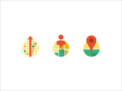Google Atmosphere Icons